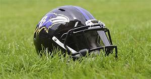 Ravens fan in c... Baltimore Ravens