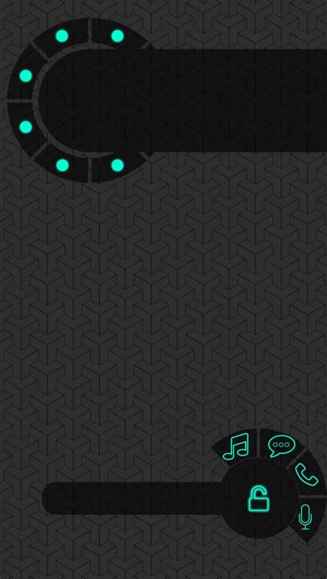 Android Lock Screen Black Wallpaper Hd by Tap And Get The Free App Lockscreens Circle Black Grey
