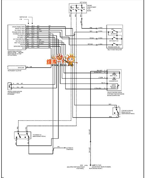 Volvo Cruise Diagram by Volvo And Walter S40 Cruise Circuit Diagram
