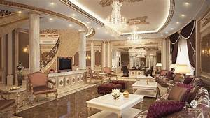 Luxury palace interior design in the UAE | Spazio