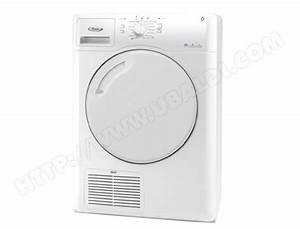 Seche Linge Pas Cher A Condensation : whirlpool azb8572 pas cher s che linge condensation ~ Premium-room.com Idées de Décoration