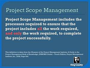 Khan Project Scope Creep Presentationin Pdf