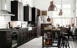 Deco Cuisine Ikea : les cuisines ikea le blog des cuisines ~ Teatrodelosmanantiales.com Idées de Décoration