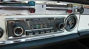 Vintage Car Radio -Vintage Car Radio