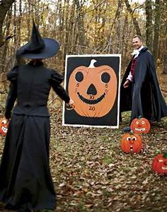 Top 5 Pinterest Halloween Carnival Booth Games and