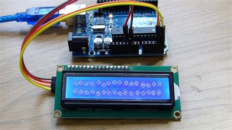 How Connect Lcd Display Arduino Uno