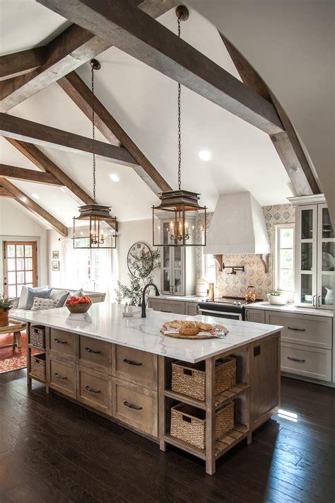 farmhouse kitchen designs hallstrom home