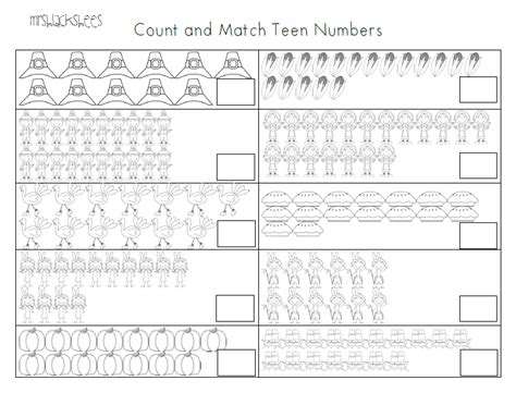 15 best images of counting numbers 11 20 worksheets