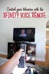 Just Say It and See It With The XFINITY Voice Remote ...