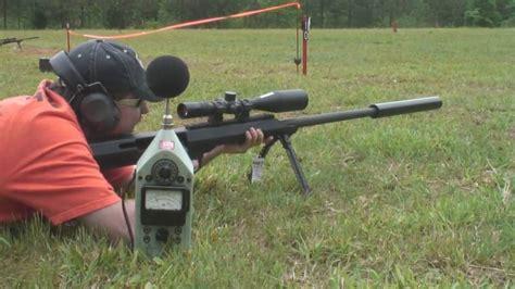 50 Bmg Suppressor by 50 Bmg Silencer Test