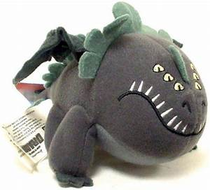 How to Train Your Dragon Mini Talking Red Death Plush Spin ...