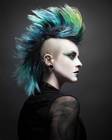punk hairstyles for girls punk hairstyles page 3