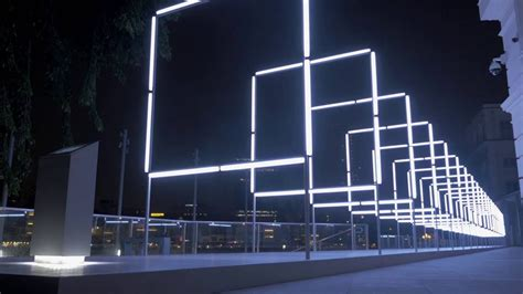 interactive light sound installation youtube