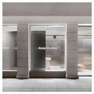 Design Studio München : acne studios munich store design pinterest ~ Markanthonyermac.com Haus und Dekorationen