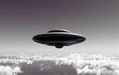 Saucer Flying Deviantart Saucers Ufo Ovni