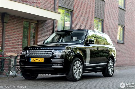 range rover autobiography land rover range rover autobiography 2013 14 may 2017