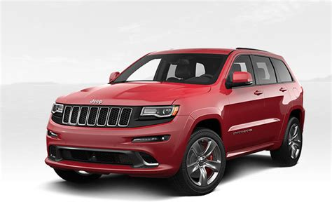 jeep grand cherokee srt red jeep india 39 s website goes live with wrangler grand cherokee