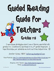 Guided Reading Guide For Teachers  Repinned By Sos Inc
