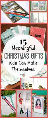 15 meaningful homemade christmas gifts kids can make themselves