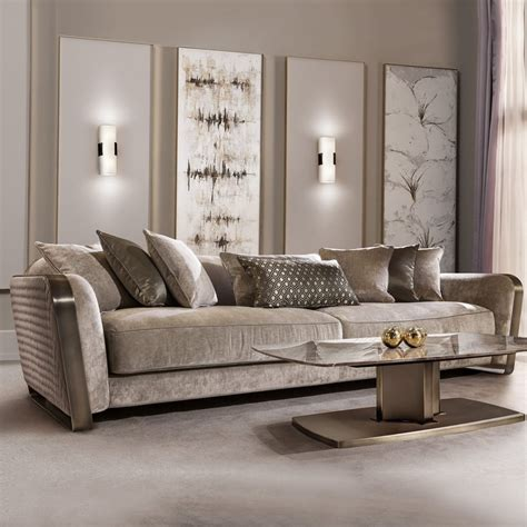 Leather Sofa Contemporary Design by High End Contemporary Italian Designer Quilted Leather Sofa