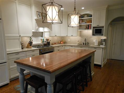 Ideas For Choose Butcher Block Kitchen Island — Cabinets