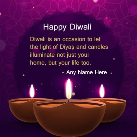 write   diwali wishes   advance images