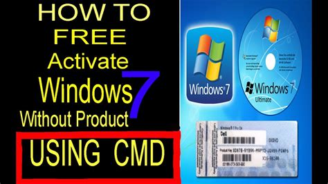 How To Make Activate Windows 7 Ultimate Without A Product