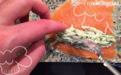 carb lachs sushi essen ohne kohlenhydrate