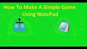 How to make an android app using notepad