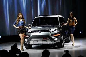 Xav Auto Niort : ssangyong xav concept 2015 seoul live ~ Gottalentnigeria.com Avis de Voitures