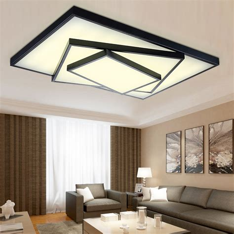 Led Lights For Room Aliexpress by Aliexpress Buy Led Acrylic Ceiling Light Plafond