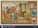 Alexios IV Angelos leading Baldwin IX to overthrow his ...