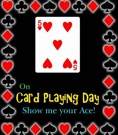 Ace Card Playing Cards Greeting Greetings 123greetings