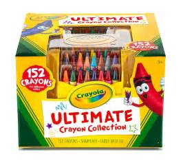 ultimate crayon collection crayola