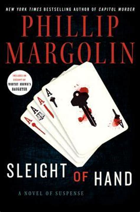 sleight  hand dana cutler   phillip margolin reviews discussion bookclubs lists