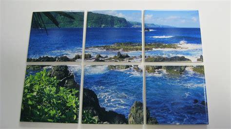 ceramic photo tiles intricate photo printing
