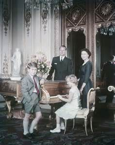 Prince Philip and Queen Elizabeth Family