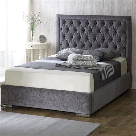 Cheap Bed Frames And Headboards by Bethel Fabric Upholstered Bed Frame Luxury Fabric Beds