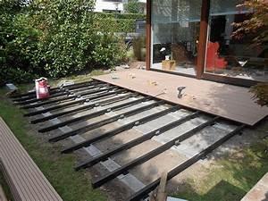 Wpc Terrasse Unterkonstruktion : terrassenbau wpc garten landschaftsbau ~ Orissabook.com Haus und Dekorationen