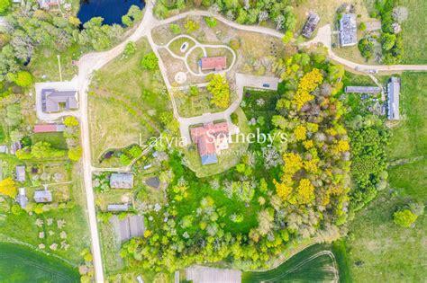 Pārdod lauku īpašumu, Ziemupe, Ziemupes muiža - ID 194620 - Baltic Sotheby's International Realty