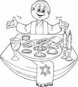 Passover Coloring Dinner Happy Sheets Having Jewish Printables Pesach Seder Colouring Children Plate Bible Crafts Colornimbus Craft Before Activities Freecoloringpages sketch template