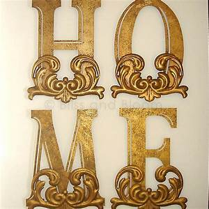 39home39 gold hanging letters bliss and bloom ltd With gold wall hanging letters