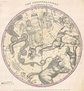 NASA Constellation Chart Northern Hemisphere (page 2 ...