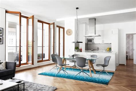 cuisine boconcept boconcept monza dining table adelaide chairs moderne