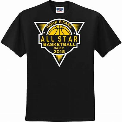 Basketball Star Shirts Hoop Stars Camp
