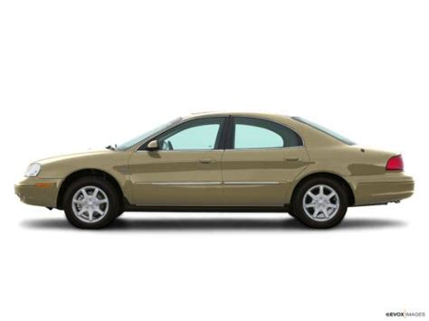 Sell Used 2003 Mercury Sable Ls Premium Sedan 4-door 3.0l