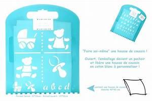 Faire Un Pochoir : kit ours oursonne ou comment r aliser un joli cadeau de ~ Premium-room.com Idées de Décoration