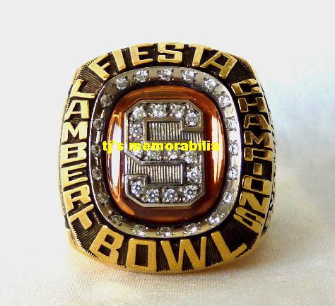 1992 Syracuse Orange Fiesta Bowl Championship Ring. Tie Dye Engagement Rings. Fashionable Engagement Rings. Solitaire Diamond Wedding Rings. Colored Rings. Ctw Diamond Engagement Rings. Engagement Ghana Rings. South Africa Couple Wedding Rings. Moon Rings