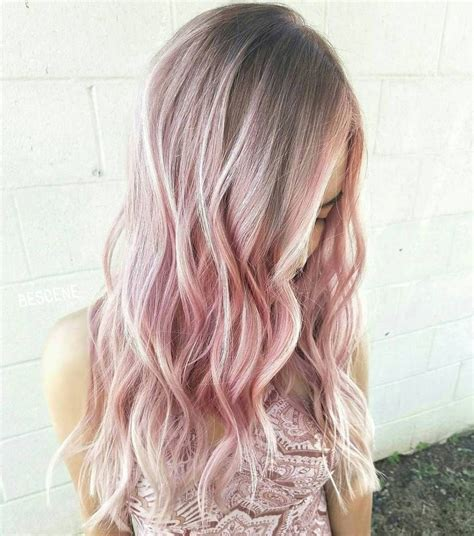 Every Shade Of Color by 40 Cool Pastel Hair Colors In Every Shade Of Rainbow
