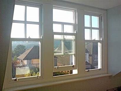 Sash Window Windows Triple Double Sashes Hung